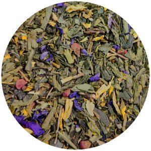 SENCHA GREEN TEA SPRING